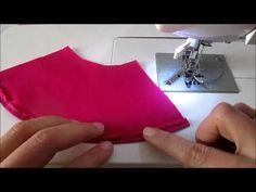 Dobladillo falda circular 2/3: Fino - YouTube