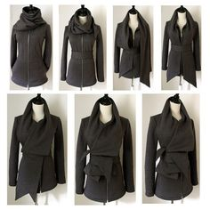 more on the convertible jacket