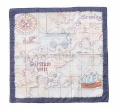 Samantha Thavasa  One Piece Collaboration Scarf Japan Limited