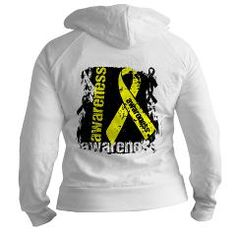 Ewing Sarcoma Awareness Jr. Hoodie, Shirts and More by www.hopedreamsdesigns.com