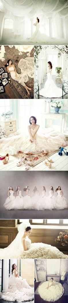 浪漫韓系婚紗攝影