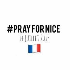 Solidarietà e vicinanza a tutti i parenti delle vittime del terribile attentato di Nizza... :'(
