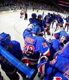 New York Rangers Win Game 7 On Derek Stepan OT Winner