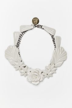 andresgallardo / ceramic necklace