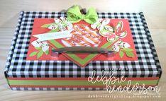 Debbie's Designs: Paper Pumpkin #redboxchallenge!