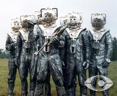 Cybermen from Silver Nemesis Doctor Who Cast, The Rouge, Tv Doctors, Crazy Man, Dalek, Time Lords, Historical Pictures, Dr Who, Tardis