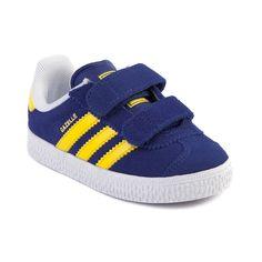 Toddler Adidas Gazelle Athletic Shoe
