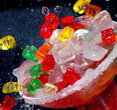 Gummi Bear Margarita - Voodoo Tiki Tequila - Photo Courtesy of:© Voodoo Tiki Tequila