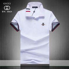 cheap Gucci POLO shirts for men Gucci Polo Shirt, Polo Shirts, Gucci Outfits, Cool Outfits, Polo Bordado, Street Mode, Robin Jeans, Moda Casual, Camisa Polo