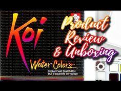 MyArtLife - YouTube Sakura Koi Watercolor, Water Brush Pen, Calligraphy Nibs, Color Kit, Art Life, Postcard Size, Watercolors, Really Cool Stuff, Channel