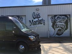 Midwest is now at Gas Monkey Garage!