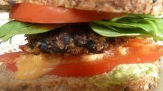Black Bean-Quinoa Burgers From Yummly. Recipe by Food.com