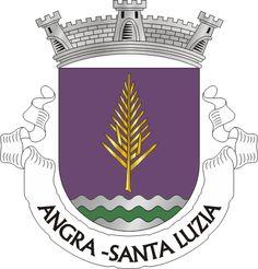 Coat of arms of Santa Luzia