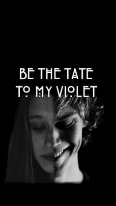 Be the Tate to my Violet // AHS s1 Murder House