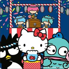 Celebrations #Sanrio style!