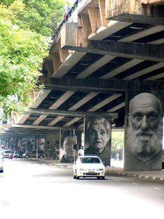 São Paulo, SP - Brasil - Arte Urbana (via BrasilART) -xxy