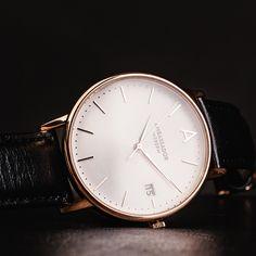 7d2f9a60b8a Ambassador Heritage 1959 Black Strap. Luxury WatchesUnisex
