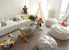 1000 Images About Beanbags In Living Room On Pinterest Contemporary Famil