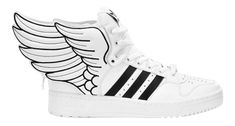 #Adidas #Originals Jeremy #Scott #Sneakers. Fly to the moon people! #sport