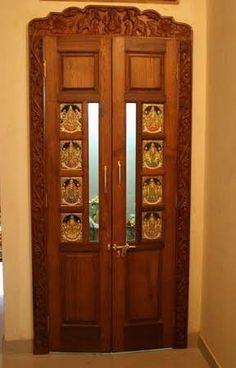 Image Result For Contemporary Pooja Room Door Designs Part 70