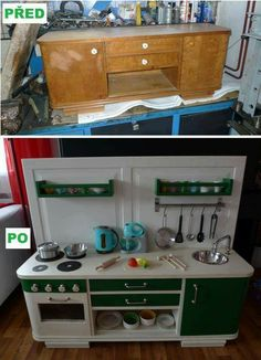 Kartouzkovic herník: Children's kitchens – inspiration - ALL ABOUT