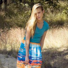SAVANNA SHIRT DRESS