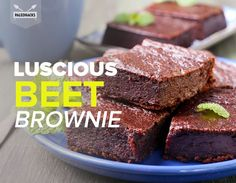 You'll be surprised to find out how we make these brownies so tantalizingly sweet!