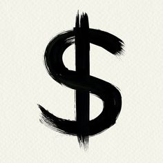 Dollar sign grunge hand drawn font style  | free image by rawpixel.com / Mind Hand Drawn Fonts, Dollar Sign, Typography, Lettering, Font Styles, Free Illustrations, Free Images, Grunge, How To Draw Hands