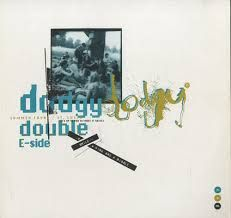 "12"" cover for 'Staying Out For The Summer' by Dodgy. The first cover I ever designed for the band. Designed by Chris Priest"