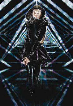 futuristic fashion, futuristic clothes, future fashion