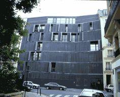 Image of Rue des Suisses, Paris- Herzog & de Meuron
