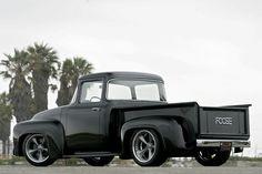 Everyone needs a little black dress, I mean truck! repinned by www.BlickeDeeler.de