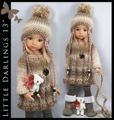 Brown-Beige-Outfit-BEAR-BOOTS-Little-Darlings-Effner-13-by-Maggie-Kate