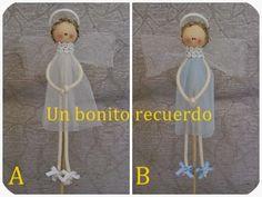 Encintados y souvenirs : Un bonito recuerdo: Souvenirs Bautizos