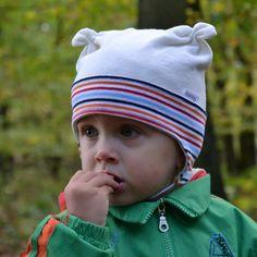 Podrobný návod a střih na dětskou čepičku do každého počasí. Hats, Hat, Hipster Hat