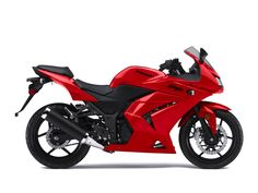 Kawasaki Ninja 250R. So simple and great for beginners!