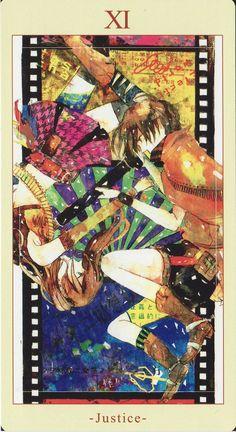 "Awesome cards ""SHOTGUN JUSTICE (sakuma)"""