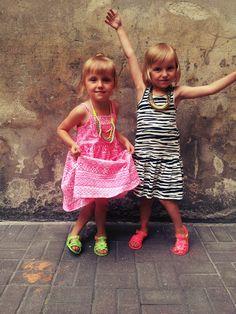 http://mynameispony.blogspot.com/ fashion kids twins  africa