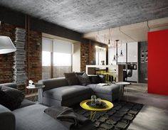 33 lofts industriels créés avec un logiciel de rendu 3D @interieurbe  #interieur14 #interieurbiennale #kortrijk