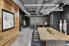 Reebok Headquarters by Gensler, Boston – Massachusetts » Retail Design Blog