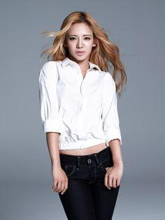 Hyoyeon Image from Fashionsnap.com