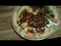 ▶****Hamburger Steak and Gravy Mighty Fine - YouTube