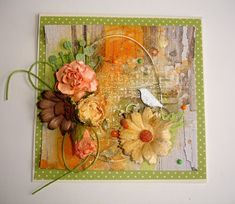 Scrapbooking a jiné tvoření Cards, Painting, Painting Art, Paintings, Maps, Painted Canvas, Playing Cards, Drawings