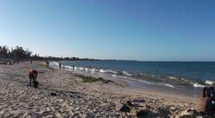 Beach at Mbalamwezi and Cine Club, Dar es Salaam, Tanzania