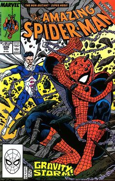 The Amazing Spider-Man (Vol. 1) 326 (1989/12)