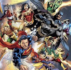 DC Rebirth ! - Visit to grab an amazing super hero shirt now on sale!