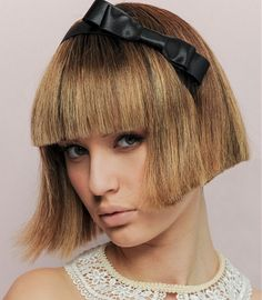 Eric Zemmour коллекция весна/лето 2014 Uptown Girl — HairTrend.ru