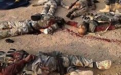L'Irak bombarde un convoi de Daesh contre l'avis des États-Unis