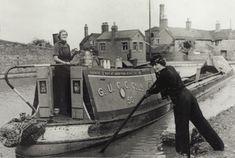 Canal Barge, Canal Boat, Birmingham Canal, Steam Boats, Water Powers, Narrowboat, Hercules, Sailing, British