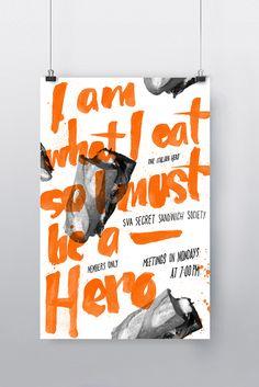 https://www.behance.net/gallery/16442677/SVA-Secret-Sandwich-Society-Poster-Series